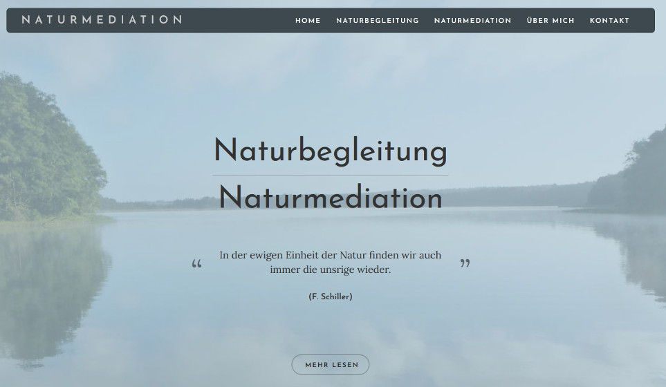 Naturmediation