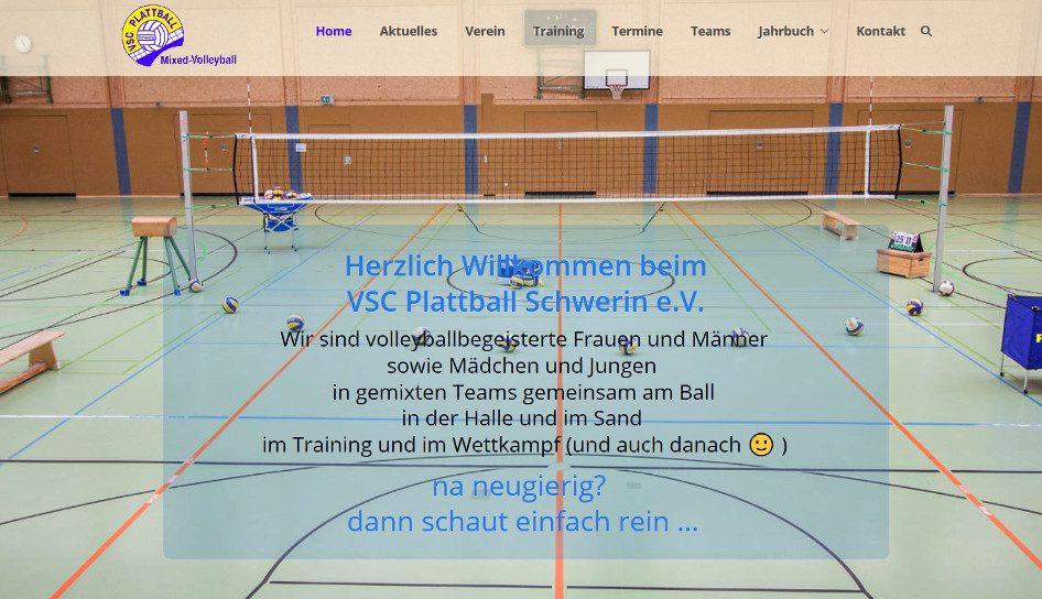 VSC Plattball